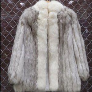 Saga Fox Fur Coat